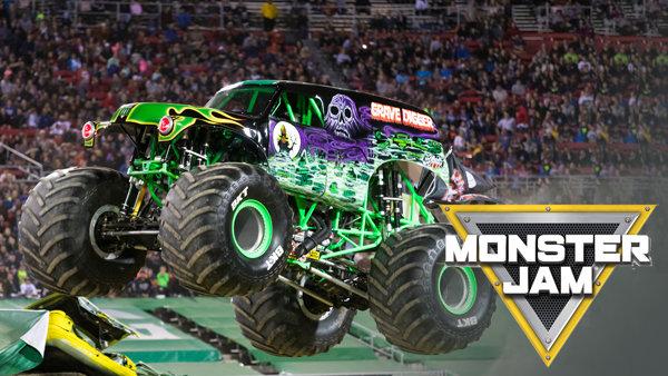 None - Monster Jam
