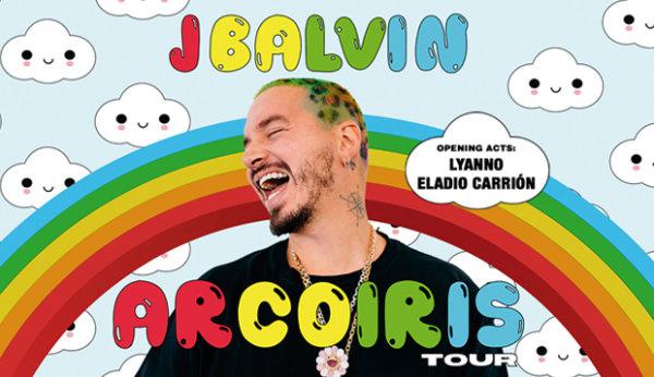 None - J Balvin en concierto