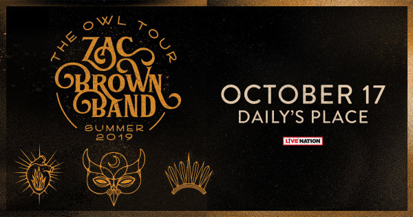 None -  Zac Brown Band - The Owl Tour