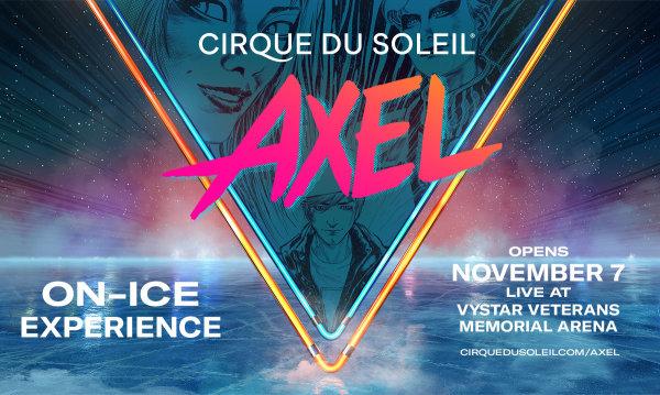None - Cirque du Soleil AXEL