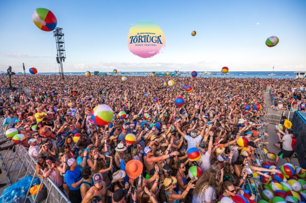 None - Rock the Ocean's Tortuga Music Festival 2020!