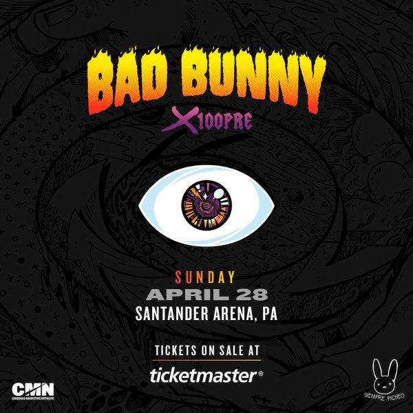 None - Bad Bunny at Santander