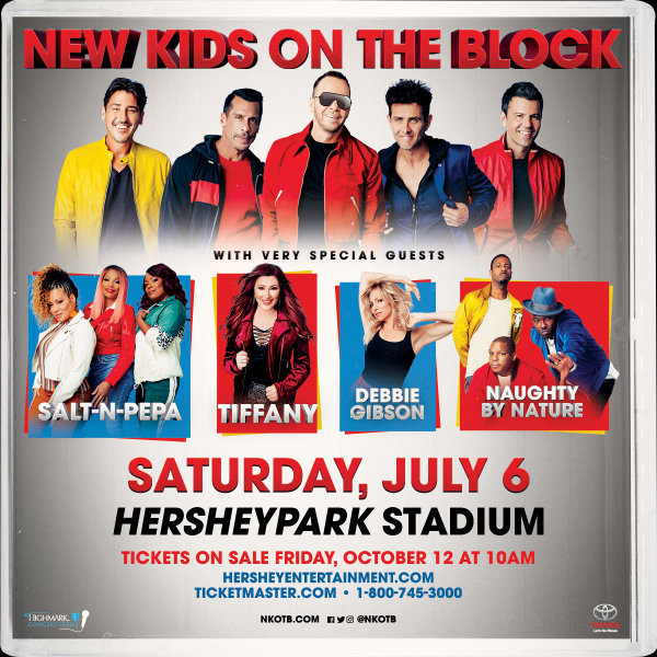 None - NKOTB in Hershey!