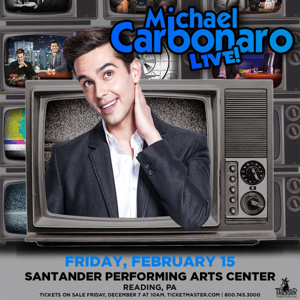 None - Michael Carbonaro Live!