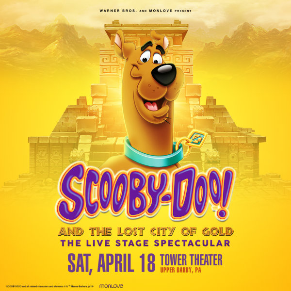 None - Scooby-Doo! and the Lost City of Gold The Live Stage Spectacular