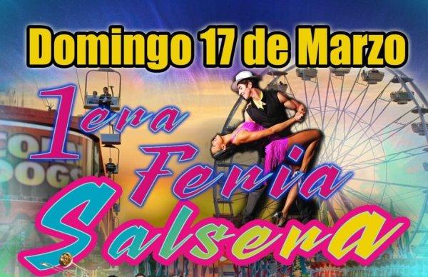 ¡Gana entradas para La Feria Salsera 2019!