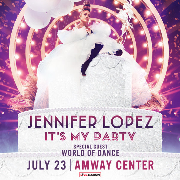 None - Jennifer Lopez - It's My Party Tour