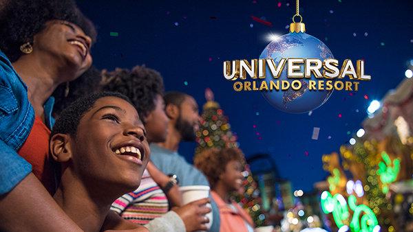 None - Rumba 100.3 quiere llevarte a Universal Orlando Resort esta época navideña