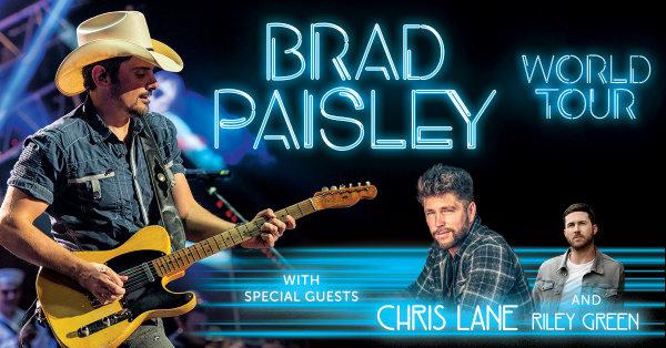 None -  Brad Paisley