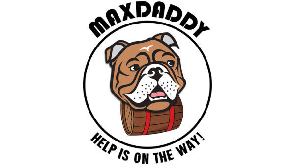 None -  Win a MaxDaddy Pup Pack!