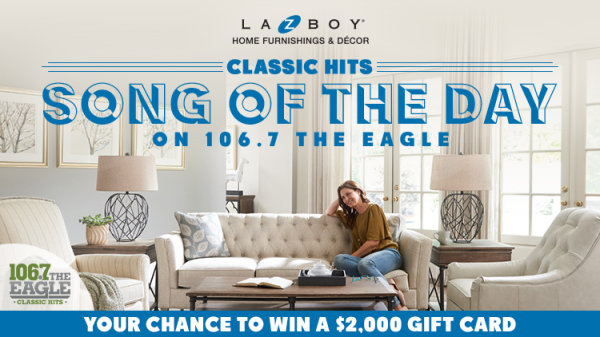 None -  La-Z-Boy Classic Hits Song of the Day Contest