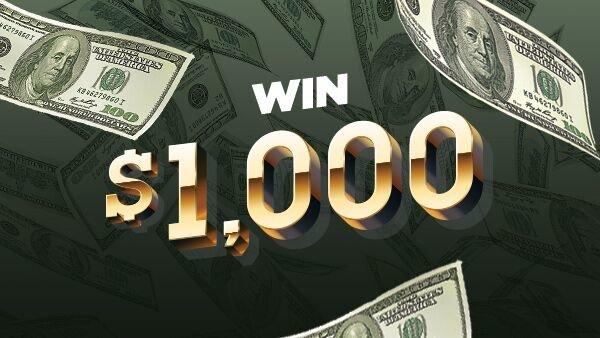 None -  ¡Ingrese para ganar $ 1000 cada hora!