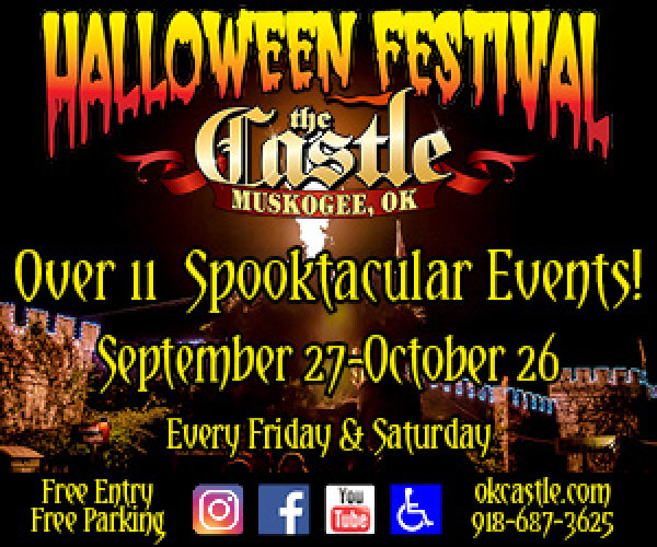 None - Enter to win tickets to The Castle of Muskogee