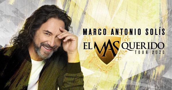 image for Gana entradas para Marco Antonio Solis