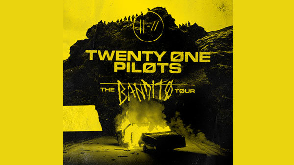None - Enter to Win Tickets to see Twenty One Pilots at the Frank Erwin Center!
