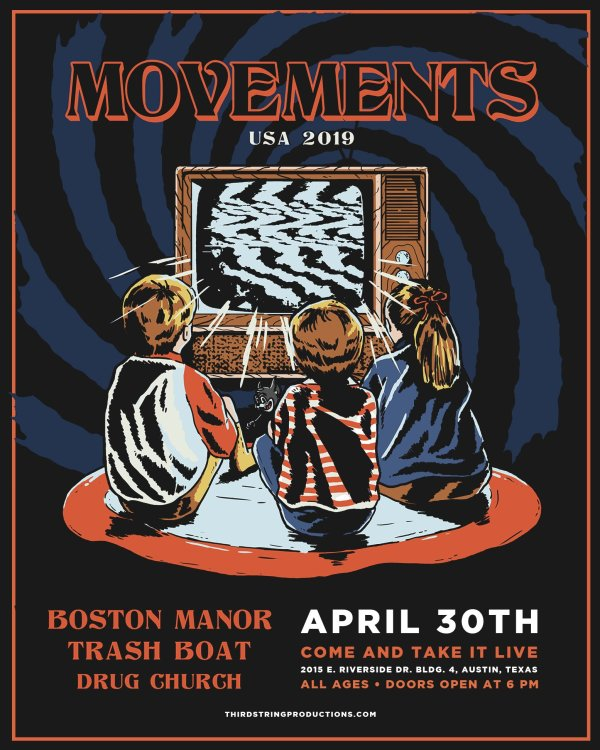 None -  Win tickets to see Movements!