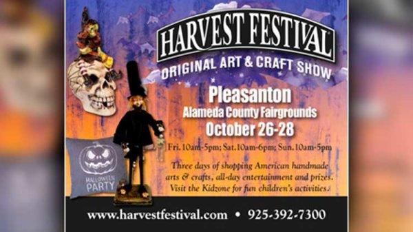 None - Passes to the Harvest Festival, Pleasanton
