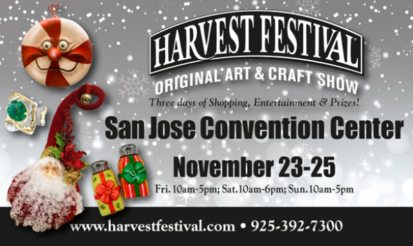 none passes to the harvest festival san jose - Bay Area Christmas Radio Stations