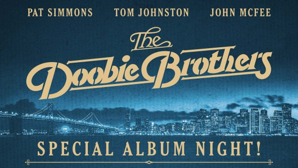 None - Enter for the chance to win a pair of tickets to see The Doobie Brothers!