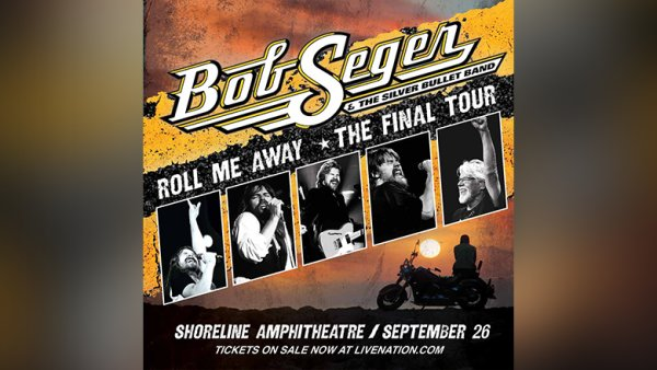 Win Tickets To See Bob Seger & The Silver Bullet Band!