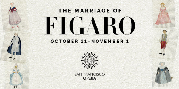 None - Win Tickets To Mozart's The Marriage of Figaro