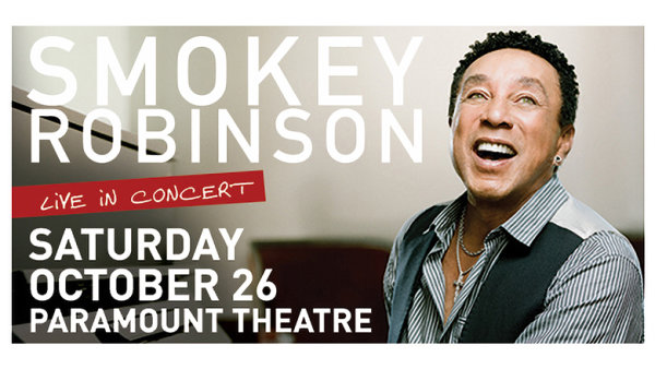 None - Enter To Win Tickets To Smokey Robinson!