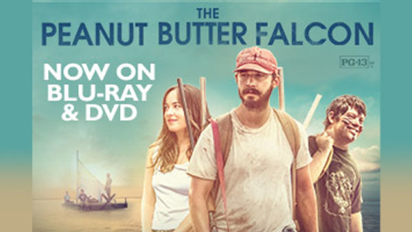 None - Enter For A Chance To Win A Blu-ray Copy Of The Peanut Butter Falcon!