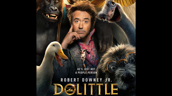 None - Enter To Win Dolittle Run Of Engagement Passes!