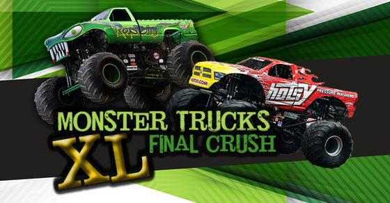 Monster Truck Xl Tour Ticket Giveaway 2019