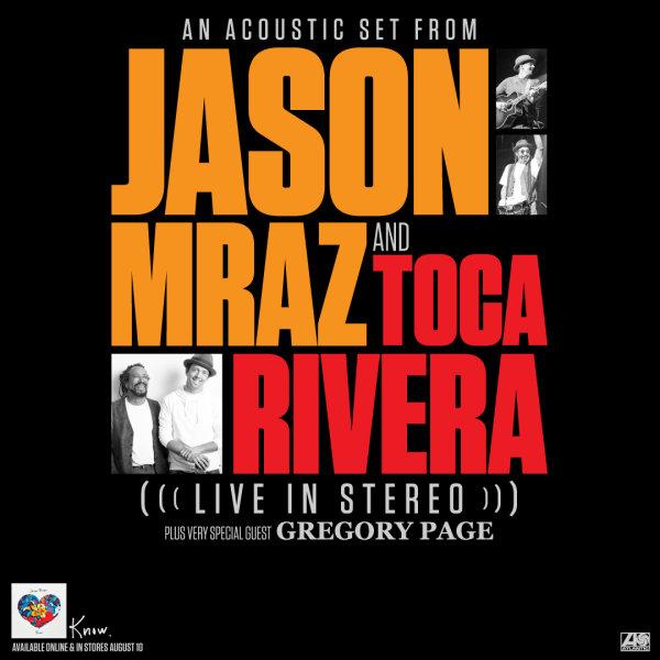 None - Jason Mraz, December 18th at The Plaza!