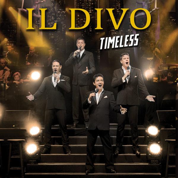 None - Win your tickets to Il Divo