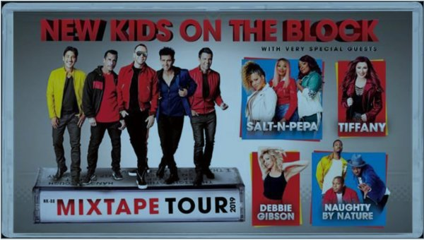 None - Win Tickets to New Kids On The Block