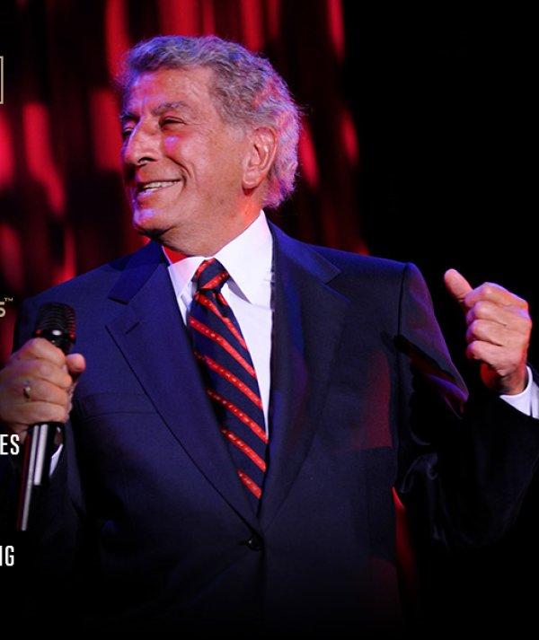 None - Tony Bennett at The Plaza 02/27