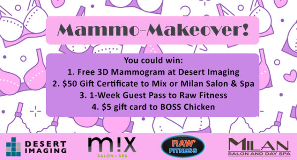 None - Win Your Mammogram Makeover
