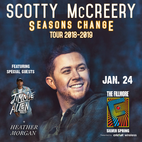 None - Enter to Win Scotty McCreery Tickets!