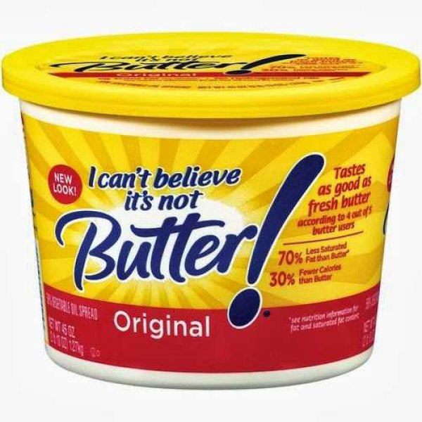 None -  Enter to Win a $75 Visa Gift Card from I Can't Believe It's Not Butter!