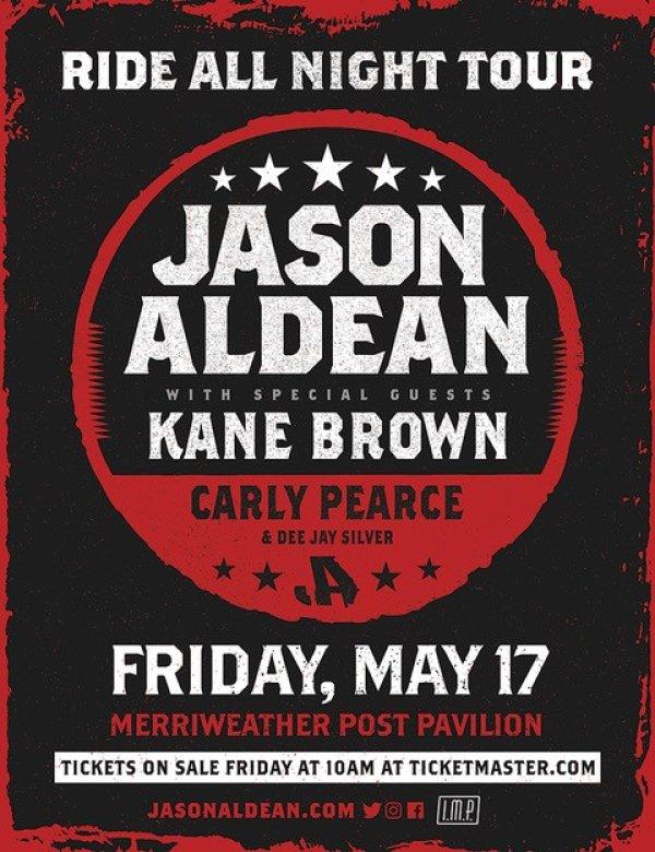 Win Jason Aldean Tickets!