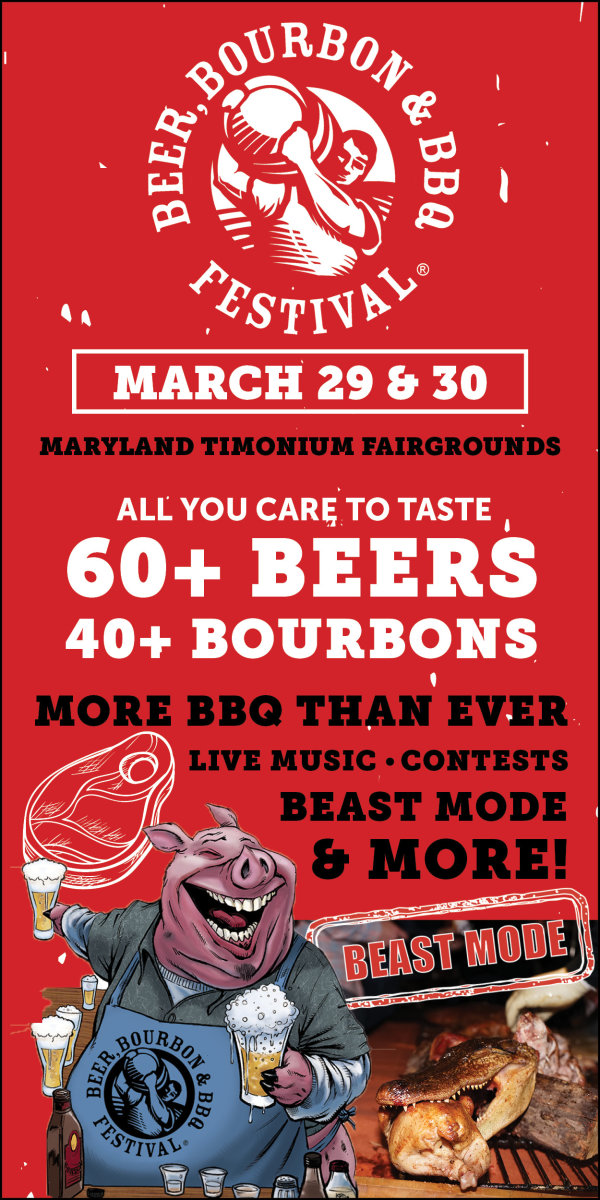 None - Enter to Win Tickets to the Beer, Bourbon, & BBQ Festival!