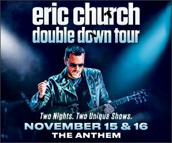 None - Win Eric Church Tickets!