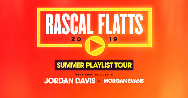 None - Enter to Win Tickets to See Rascal Flatts!