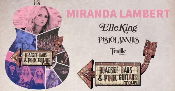 None - Win Miranda Lambert Tickets!