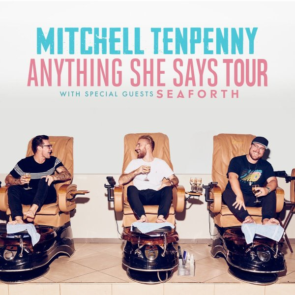 None - Enter to Win Mitchell Tenpenny Tickets!