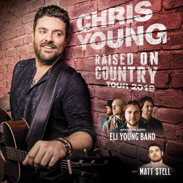 None - Enter to Win Chris Young Tickets!