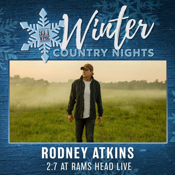 None - Win Winter Country Nights: Rodney Atkins Tickets!