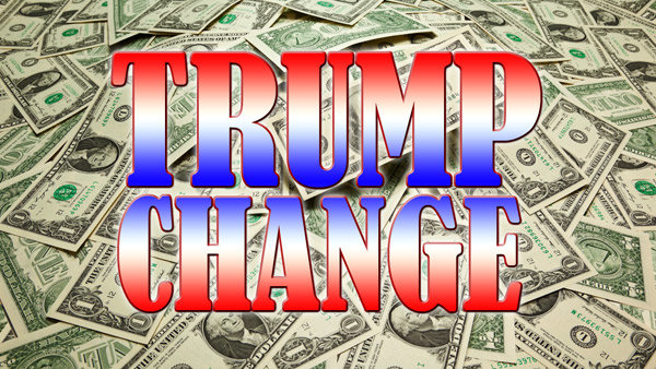 None - Trump Change-Listen to Win $1000 Every Hour!