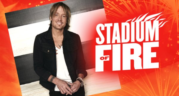 None -  Win Tickets to Stadium of Fire!