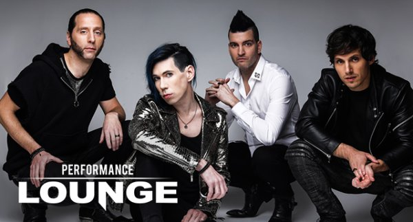None - Marianas Trench is coming to the 97.1 ZHT Performance Lounge!