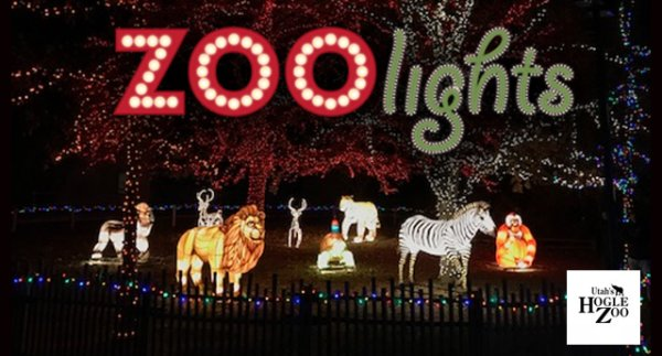 None - See Zoo Lights and Win an Annual Family Pass to Utah's Hogle Zoo!