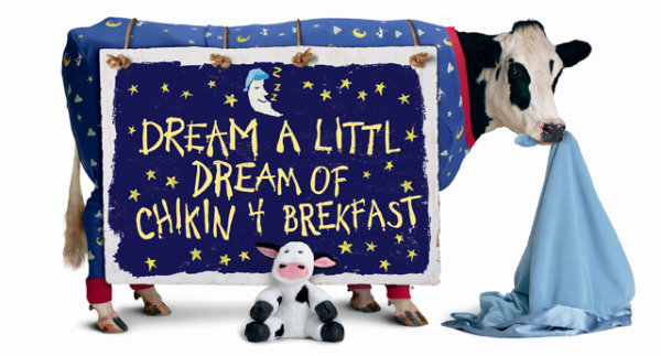 None - Win Breakfast for You and a Deserving Friend from Chick-fil-A!