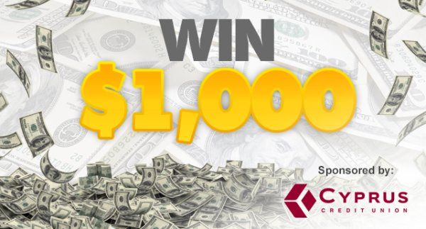 None - Listen to Win $1,000 With Pay Your Bills!